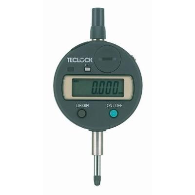 テクロック (TECLOCK)  デジタルインジケーター  【測定範囲:0.001mm】 PC-485