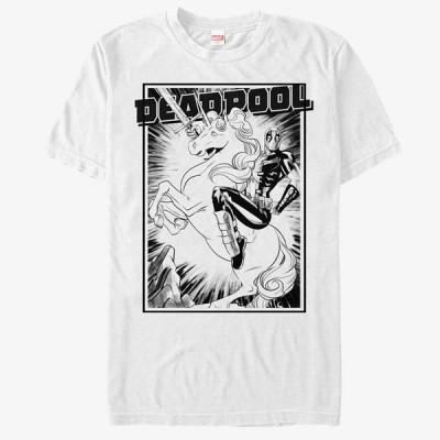 デッドプール Tシャツ マーベル Marvel Deadpool Fantasy T-Shirt メンズ