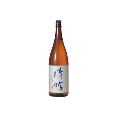 越の譽 清吟 吟醸 1800ml (せいぎん) 原酒造 新潟日本酒