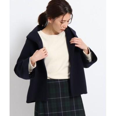 Dessin/デッサン 【S~Lサイズあり】ショートジャケット ネイビー(093) 01(S)