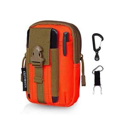 アウトドアタクティカルホルスター ミリタリー MOLLE ヒップウエストベルトバッグ 財布ポーチ ハンドバッグ携帯電話ケース コンパクトサブコンパクト