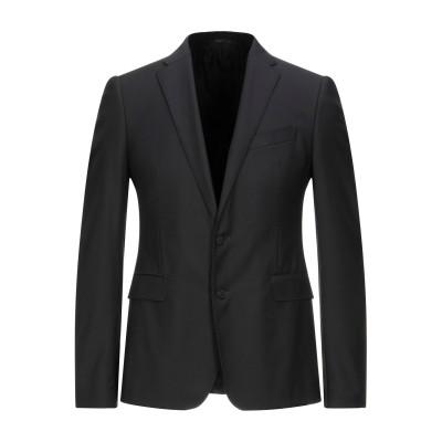 アルマーニ コレッツィオーニ ARMANI COLLEZIONI テーラードジャケット ダークブルー 48 バージンウール 100% テーラードジャ