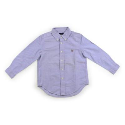 ラルフローレン RalphLauren シャツ・ブラウス 110サイズ 男の子 子供服 ベビー服 キッズ