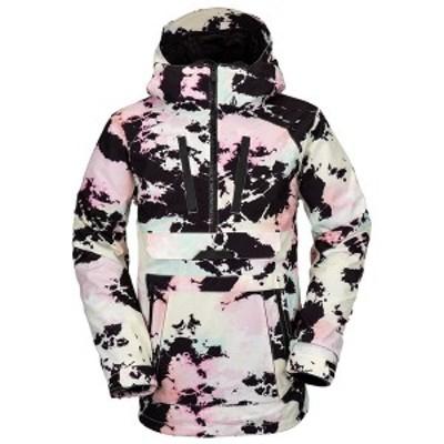 ボルコム メンズ ジャケット・ブルゾン アウター Volcom Brighton Pullover Jacket Mix