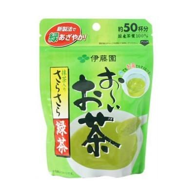 おーいお茶 抹茶入りさらさら緑茶 40g