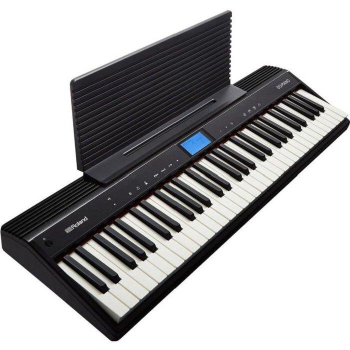分期免運 ROLAND GO PIANO 88鍵 電鋼琴 數位鋼琴 含琴袋【唐尼樂器】