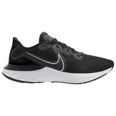 ナイキ Nike メンズ ランニング・ウォーキング シューズ・靴 Renew Run Black/Metallic Silver/White
