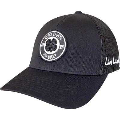ブラッククローバー 帽子 アクセサリー メンズ Black Clover Men's Anniversary Patch Golf Hat White