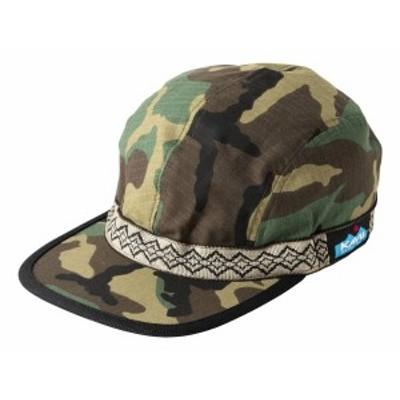 カブー:リップストップ ストラップキャップ【KAVU Ripstop Strap Cap カジュアル 帽子 キャップ】