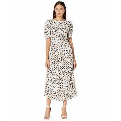 プリーン ソーントン ブルガッジ ワンピース トップス レディース Harlow Dress Ivory Kyoto Woodblock