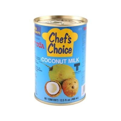 うまい村デイリー ユウキ食品 ココナッツミルク 400ml x12 [C040]