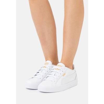 プーマ レディース 靴 シューズ ANA - Trainers - white