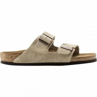 ビルケンシュトック Birkenstock メンズ サンダル シューズ・靴 Arizona Suede Sandal Taupe Suede