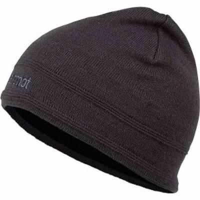 マーモット Marmot メンズ ニット 帽子 Shadows Hat Dark Steel