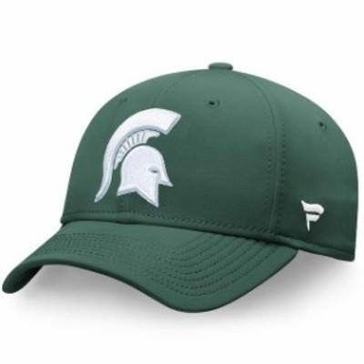 Fanatics Branded ファナティクス ブランド スポーツ用品  Fanatics Branded Michigan State Spartans Green Elevated Core Speed Flex H