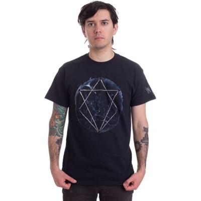 イン フレイムス In Flames メンズ Tシャツ トップス Rope Yesterhead T-Shirt black