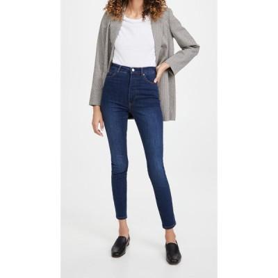 リフォーメーション Reformation レディース ジーンズ・デニム スキニー ボトムス・パンツ Harper Ultra High Rise Skinny Jeans Orlando