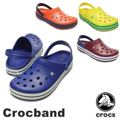 【送料無料】CROCS Crocband Mens/Ladys クロックス クロックバンド メンズ/レディース サンダル【男女兼用】[BB]【38】