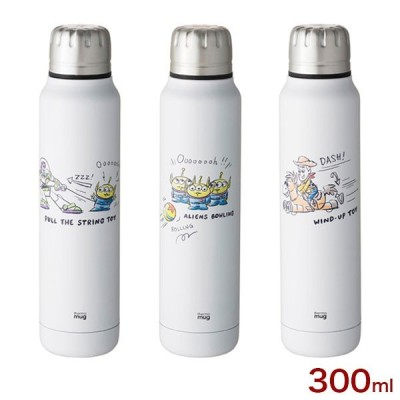 thermo mug サーモマグ TOY STORY Umbrella bottle 水筒 300ml 保温 保冷 アンブレラボトル トイストーリー
