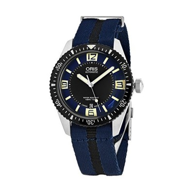Oris Divers Automatic Blue Dial Mens Watch 01 733 7707 4035-07 5 20 29FC 並行輸入品