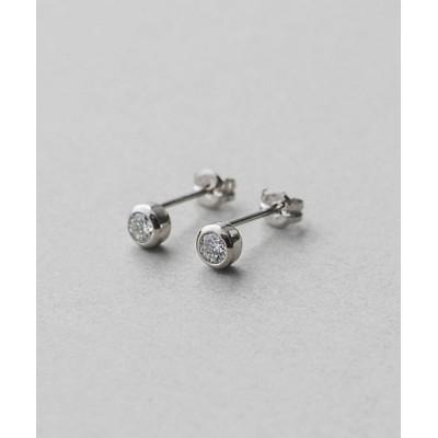 <ete bijoux(Women)/エテ ビジュ―> PT900 ダイヤモンド 0.2ct ピアス「ブライト」【三越伊勢丹/公式】
