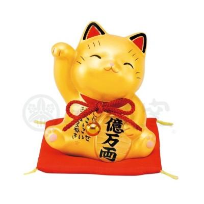 彩耀お金招き猫(金)