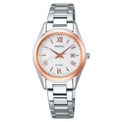 SEIKO セイコー 腕時計 D&E ソーラー電波時計 swcw150 100000