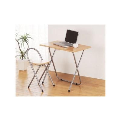フクダクラフト:テーブル&チェアセット YSF-7570B NA