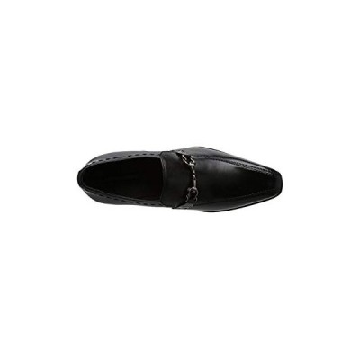 マリオヴァレンティーノ スリッポンビジネスシューズ MR3038 メンズ ブラック 25.5 cm 3E