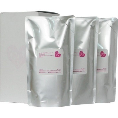 アリミノ ピース グロスmilk ホワイト 詰め替え 200ml×3袋【全商品Yahoo最安値に挑戦】