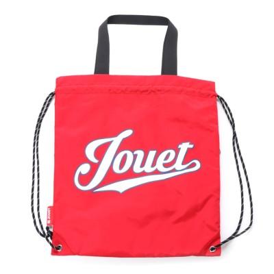 ジョエット JOUET baseballロゴ2WAYナップサック (RD)