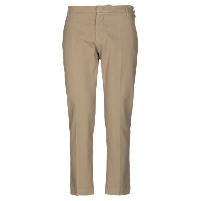 アントレ アミ ENTRE AMIS パンツ ライトブラウン 30 98% コットン 2% ポリウレタン パンツ