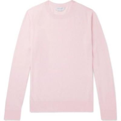 ガブリエラ ハースト GABRIELA HEARST メンズ ニット・セーター トップス sweater Pink