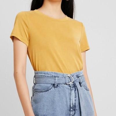 レディース Tシャツ JOLIN - Basic T-shirt - mustard