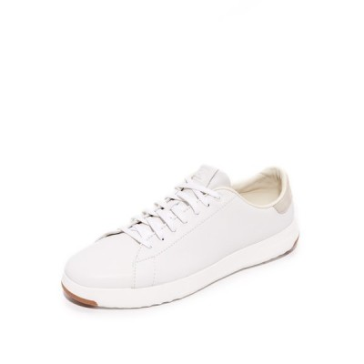 コールハーン メンズ スニーカー シューズ・靴 GrandPro Tennis Sneakers White