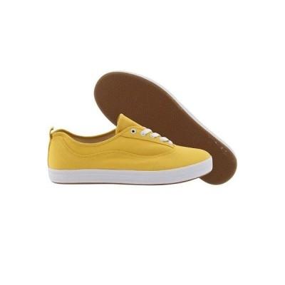 スニーカー メンズ グルメ  Gourmet L'Tre Canvas (yellow / white) 92GRMT0903YEL