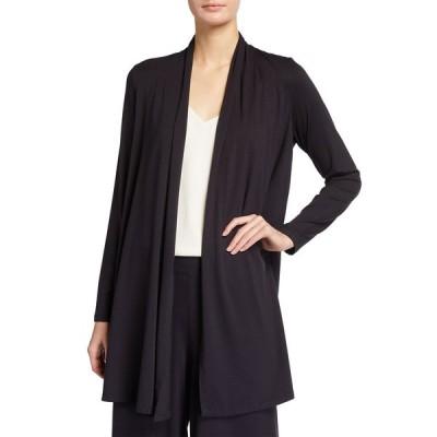 エイリーンフィッシャー レディース ジャケット・ブルゾン アウター Fine Lyocell Jersey Kimono Jacket