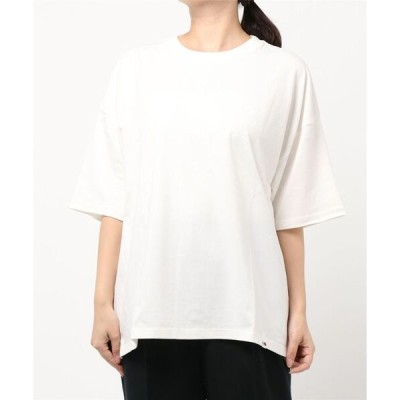 tシャツ Tシャツ 製品染め プリント入り BIG S/S Tシャツ