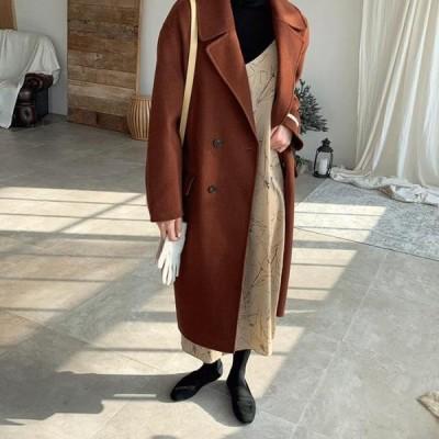 HEYLADY レディース コート With me handmade coat wool 80%