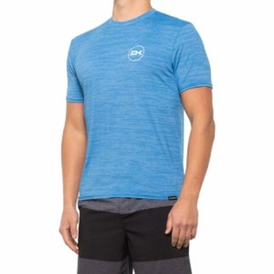 ダカイン DaKine メンズ ラッシュガード 水着・ビーチウェア roots loose fit t-shirt - upf 50+. short sleeve Scout Heather