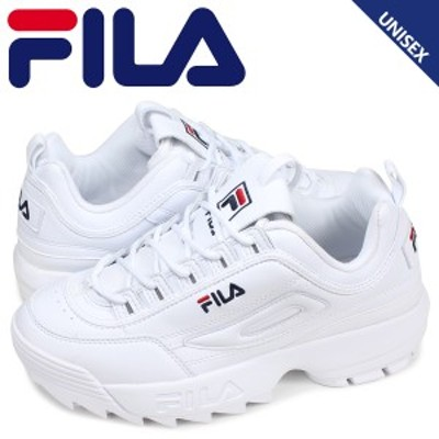 フィラ FILA ディスラプター2 スニーカー メンズ レディース 厚底 DISRUPTOR 2 1FM00864-121