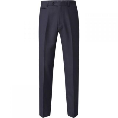 スコープス Skopes メンズ スラックス ボトムス・パンツ Jordan Suit Tailored Trousers Navy