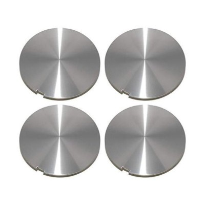 """New Set of 4 Aluminum Alloy 15"""" Wheel Hub Center Caps Replacement for 1990-"""
