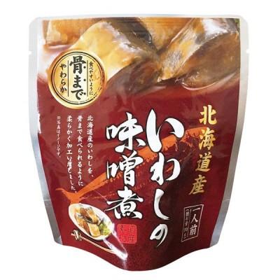 兼由 北海道産 いわしの味噌煮 95g(固形量70g)  - 兼由