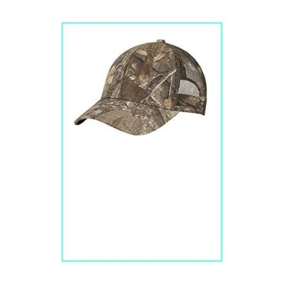 Port Authority Pro Camouflage Series Cap with Mesh Back OSFA RT/Edge並行輸入品