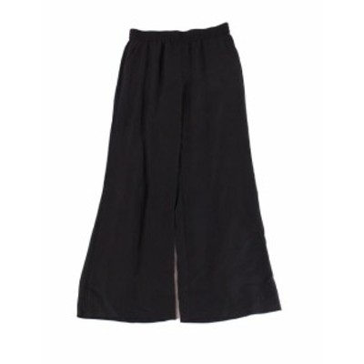 ファッション パンツ CLASSIQUES ENRIER Womens Black Size Small S Casual Pants Stretch