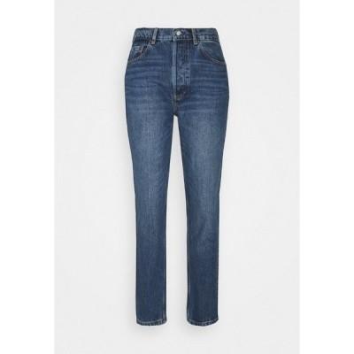 ボーイッシュ デニムパンツ レディース ボトムス THE BILLY - Slim fit jeans - krush groove