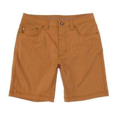 プラーナ メンズ ハーフパンツ・ショーツ ボトムス Prana Brion Slim-Fit Flat-Front 9 Inseam Stretch Shorts