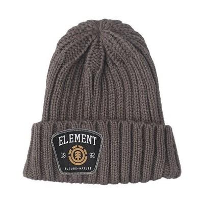 エレメント ニット帽 AF022-915 メンズ グレー 日本 F-(FREE サイズ)