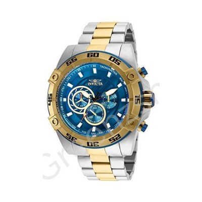 Invicta Men's 25538 Speedway Quartz Multifunction Blue Dial Watch【並行輸入品】